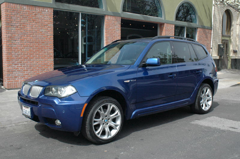 2008 bmw x3 3 0si sport package for 28 800 in san jose. Black Bedroom Furniture Sets. Home Design Ideas