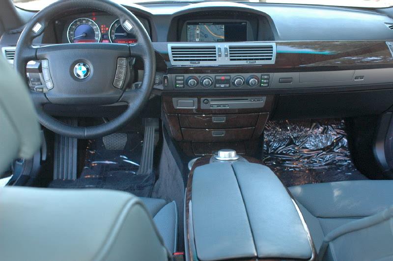 2008 BMW 750LI for $45,800 in San Jose, Santa Clara, CA | Import ...