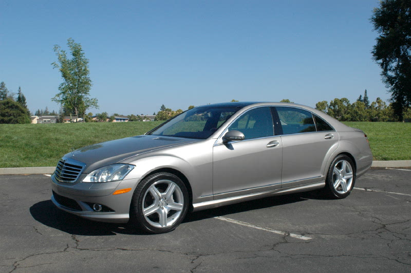 2008 mercedes benz s550 amg sport package for 64 851 in for Mercedes benz santa clara
