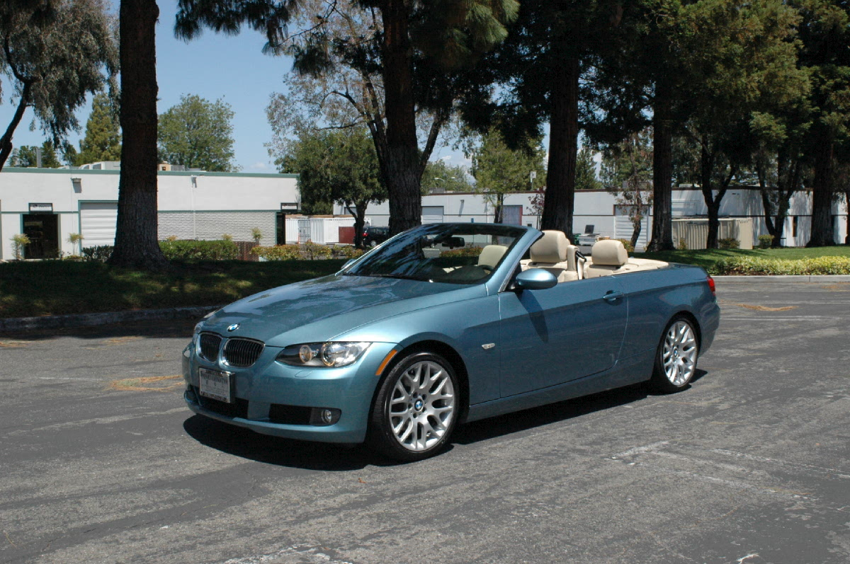 2009 bmw 328i convertible for 31 800 in san jose santa clara ca import connection. Black Bedroom Furniture Sets. Home Design Ideas