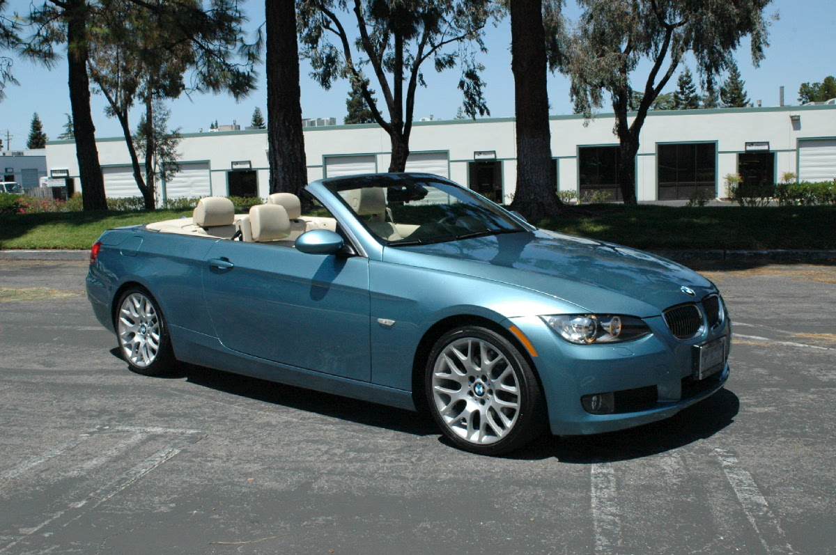 2009 Bmw 328i Convertible For 31 800 In San Jose Santa