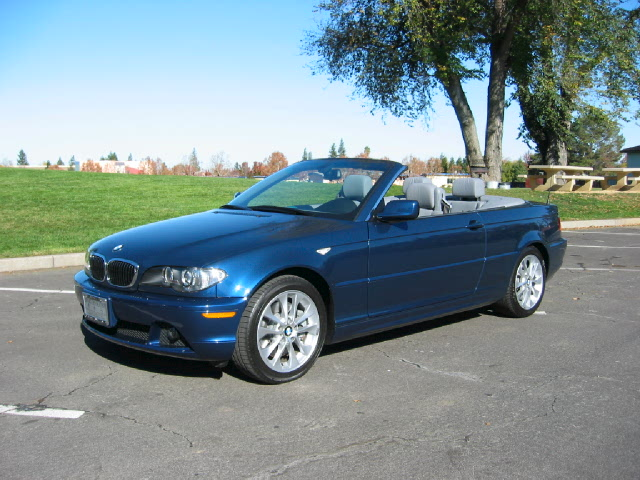 2005 Bmw 330ci Convertible In San Jose Santa Clara Ca Import Connection