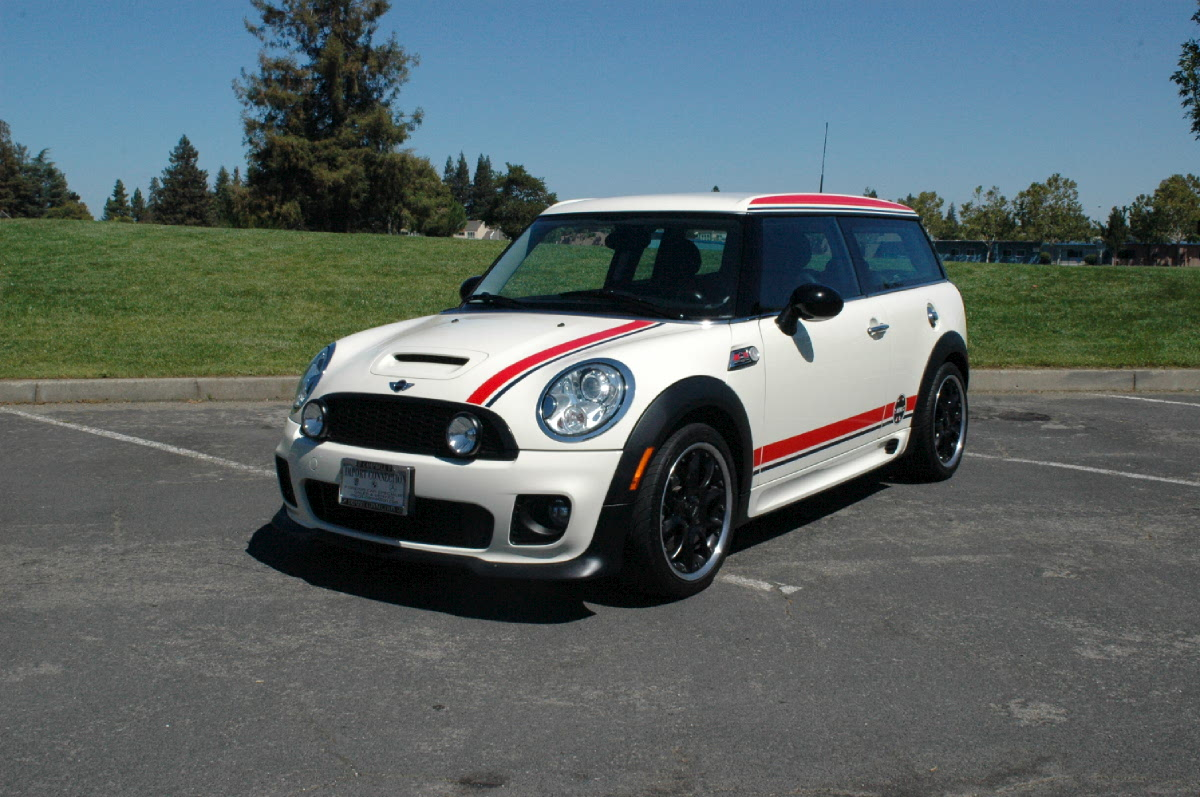 2010 Mini Cooper S Clubman Laurel Sport Edition In San Jose Santa Clara Ca