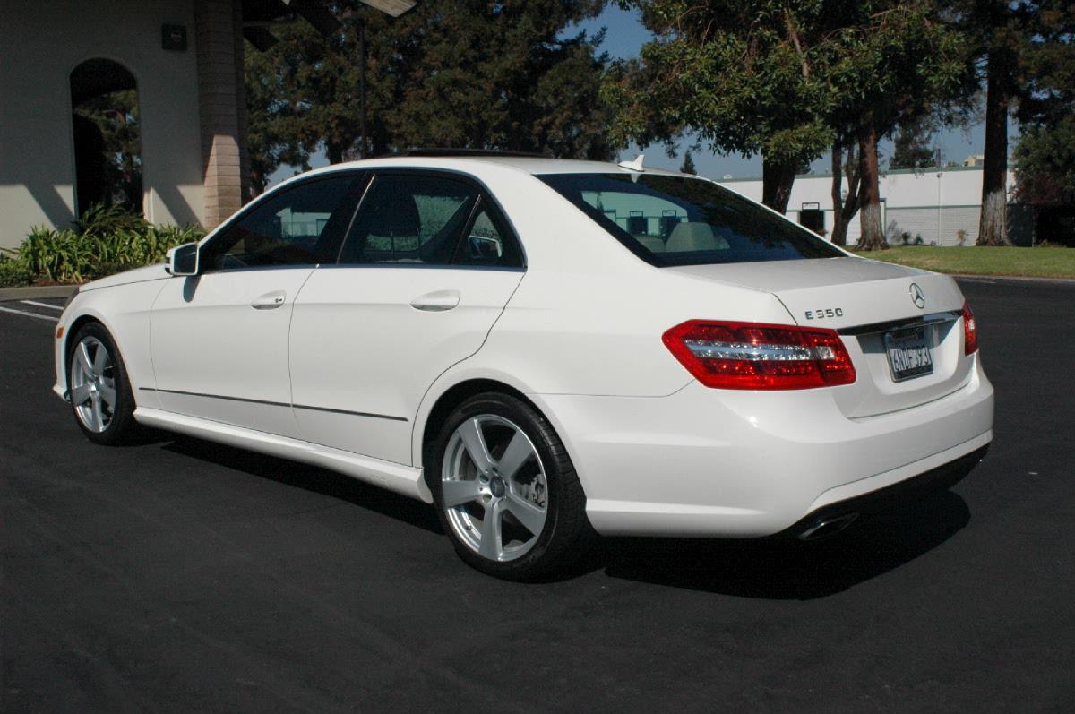 2010 mercedes benz e350 sedan for 29 800 in san jose for Mercedes benz santa clara
