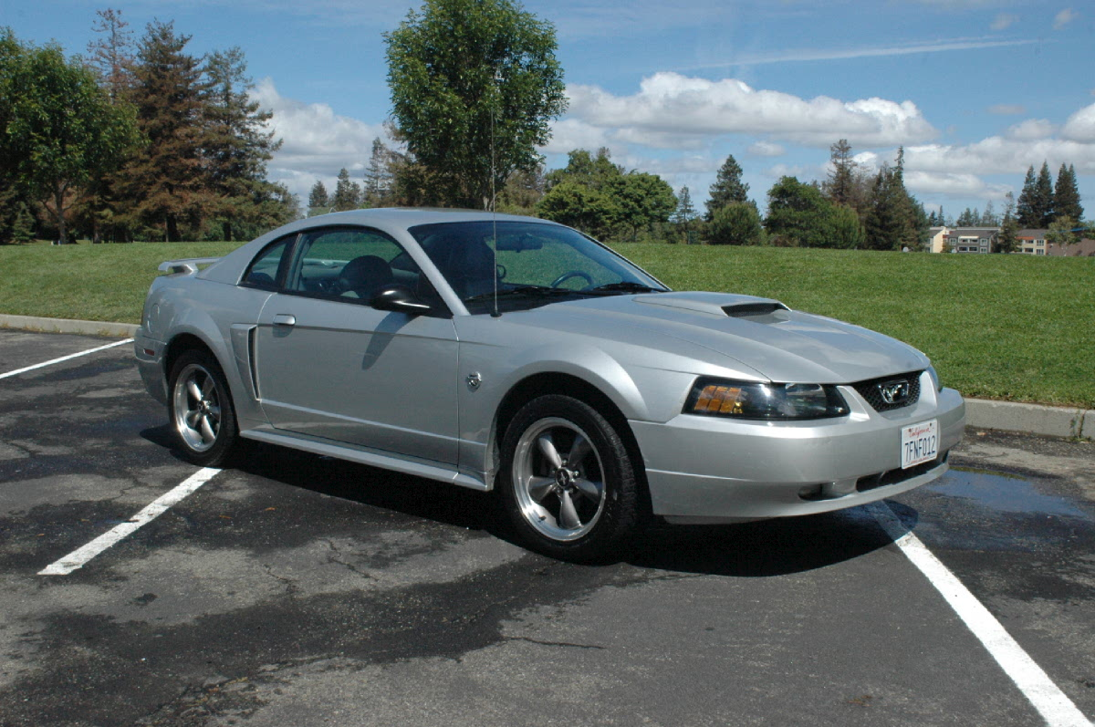 2004 ford mustang gt coupe 40th anniversary edition for 10 800 in san jose santa clara ca. Black Bedroom Furniture Sets. Home Design Ideas