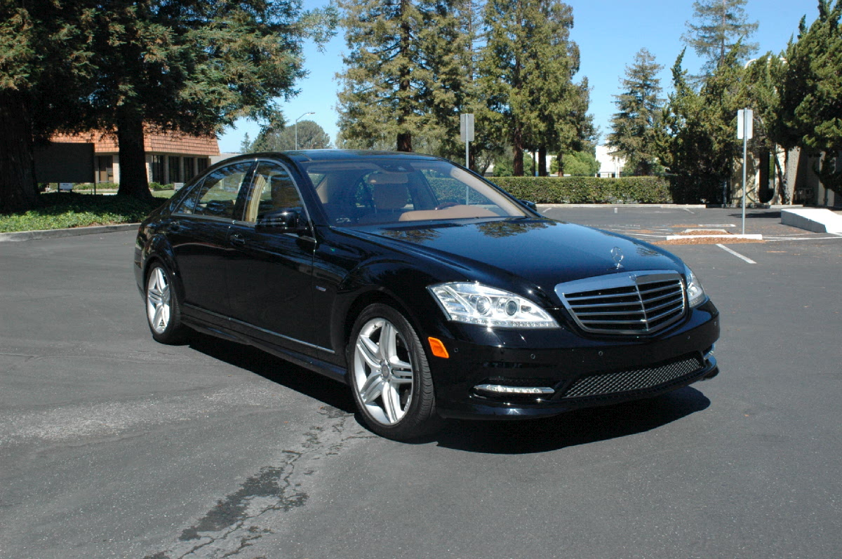 2012 mercedes benz s550 amg sport for 54 800 in san jose for Mercedes benz santa clara