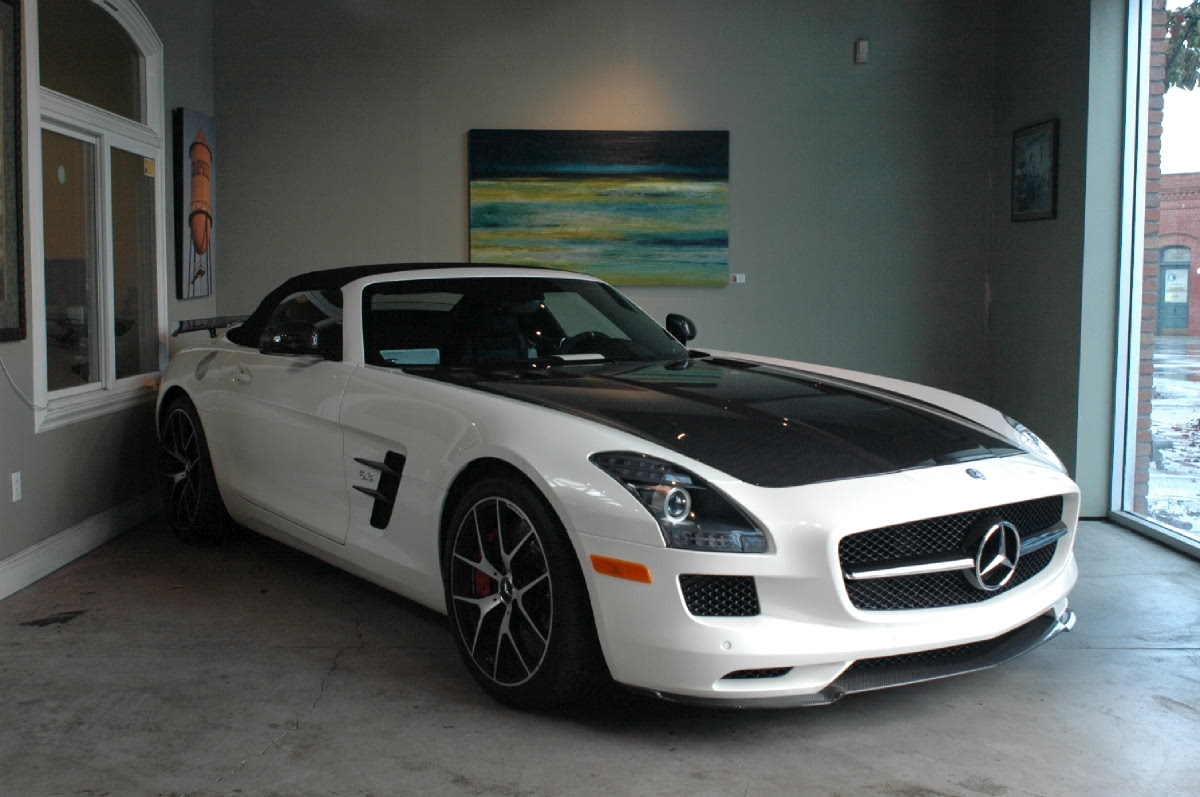 2015 mercedes benz sls amg gtr for 254 000 in san jose for 2015 mercedes benz sls amg