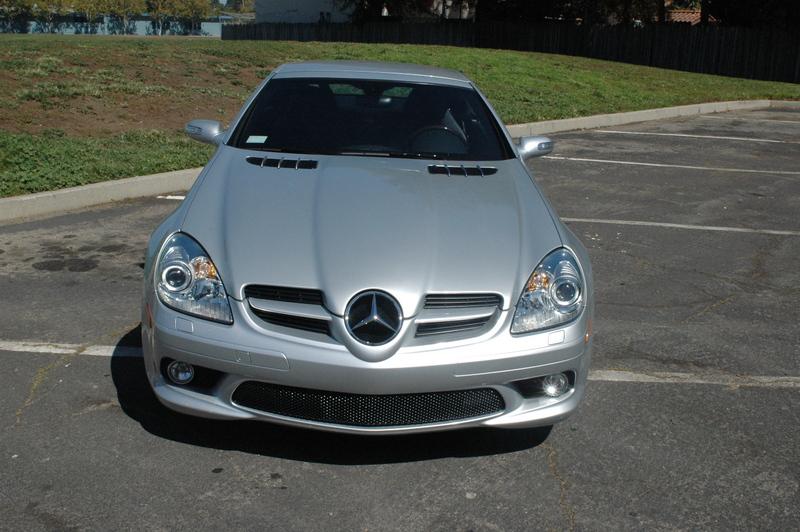 2006 mercedes benz slk350 convertible for 25 800 in san for Mercedes benz santa clara
