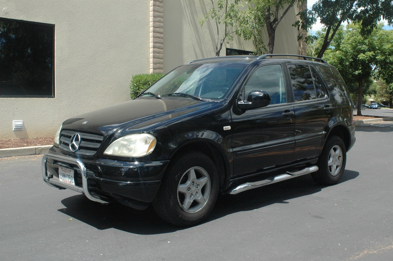 1999 mercedes benz ml320 for 2 900 in san jose santa for Mercedes benz repair san jose